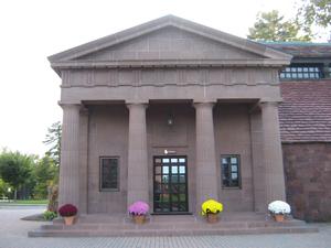 Avon's Alumni Hall