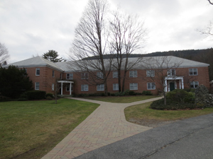 Campus faculty housing