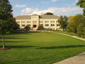 Blair classroom building