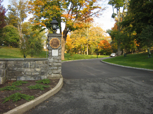 Blair academy entrance