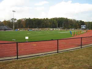 Blair sports field