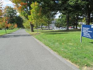 Canterbury school entrance