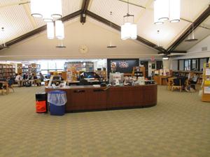 Canterbury library