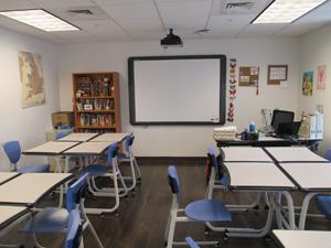 CATS classroom