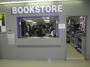 The school bookstore