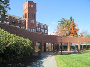 Cushing main building