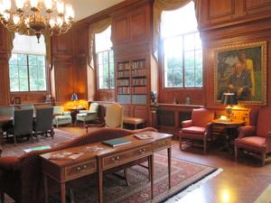 Admissions sitting room