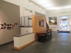 Deerfield art gallery