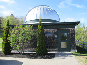 The school observatory