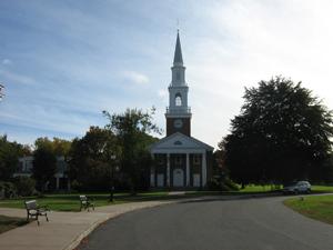 The school chapel