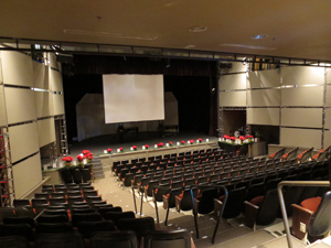 Campus theater
