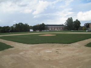 Groton baseball field