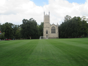 Groton chapel