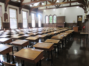 Groton classroom
