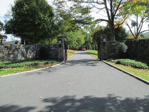 Gunnery School entrance