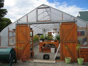 Campus greenhouse