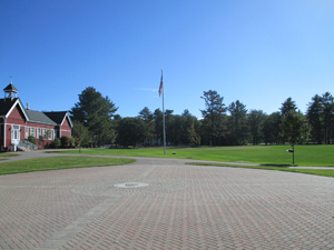 View of campus