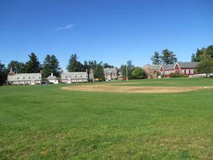 Holderness baseball field