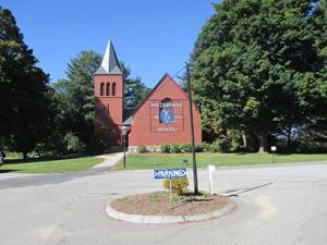 Holderness chapel