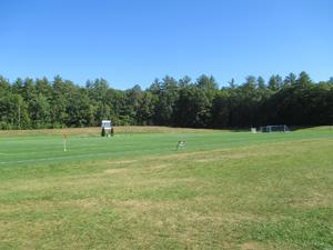 Holderness sports field