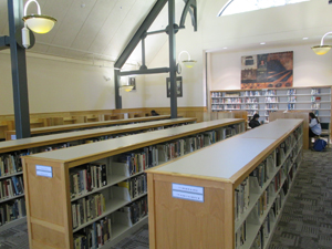 Holderness library