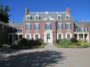 Holderness's Main building