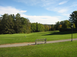 The Hotchkiss Golf Course