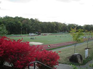 Hun School sports field
