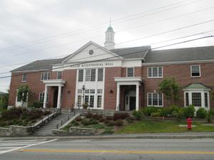 Miller Bicentennial Hall