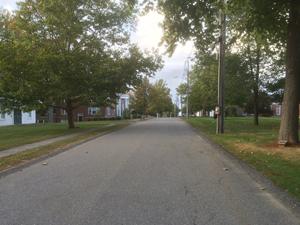 Private roadway