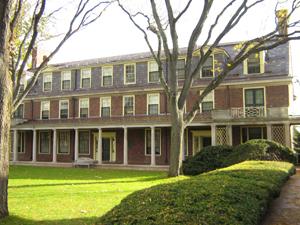 Student dorm housing