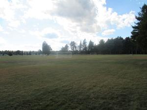 Macduffie School sports field