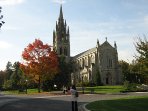 Mercersburg cathedral