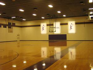 The Perk Basketball Court