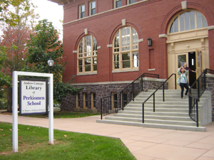 The Andrew Carnegie Library