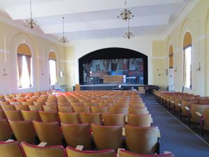 School theater