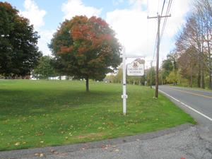 Salisbury School sign