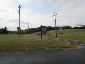 Solebury School entrance