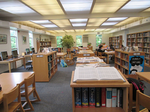 The Solebury Library