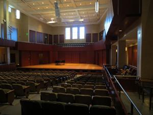 Campus theater
