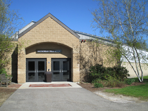 MacMorran Field House