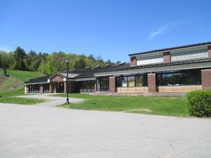 The athletic complex