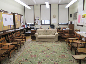 A cozier classroom