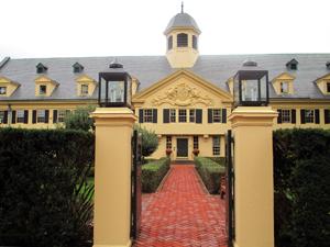Westover's main entrance