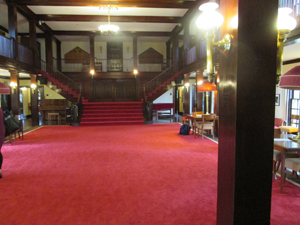 Westover's red room