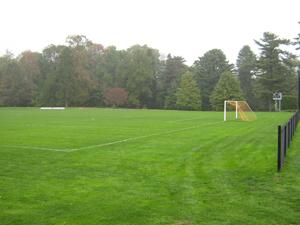 Westtown's sports field