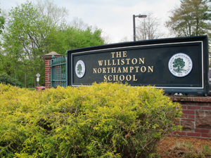 Williston Northampton entrance