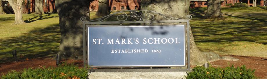 St. Mark's School