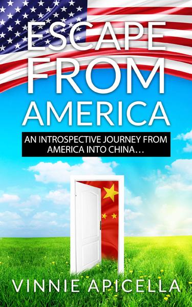 Escape from America English book cover
