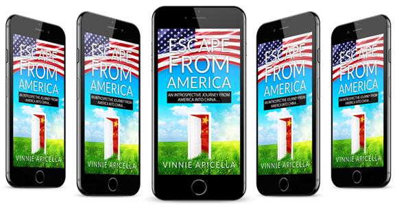 Escape from America set of five ebooks